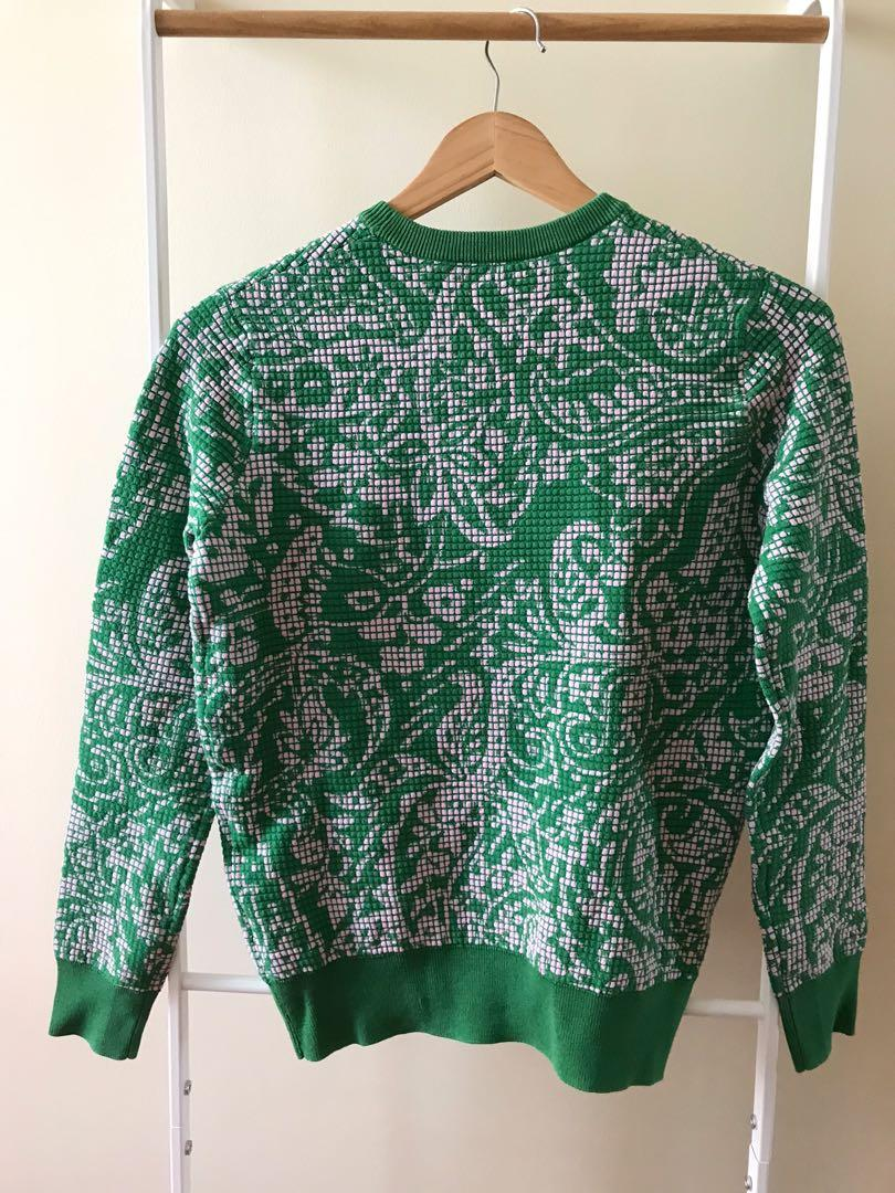 Authentic Ladies Kenzo Embellished Sweater