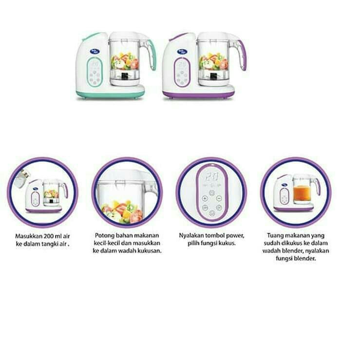 Baby safe digital food maker new!!!