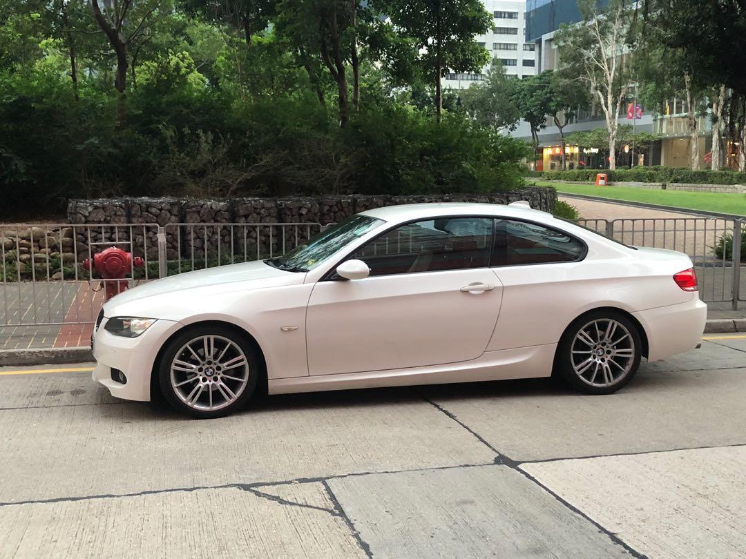 BMW 320I E92 coupe