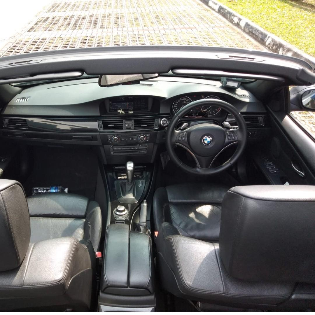 BMW 335i Cabriolet Auto