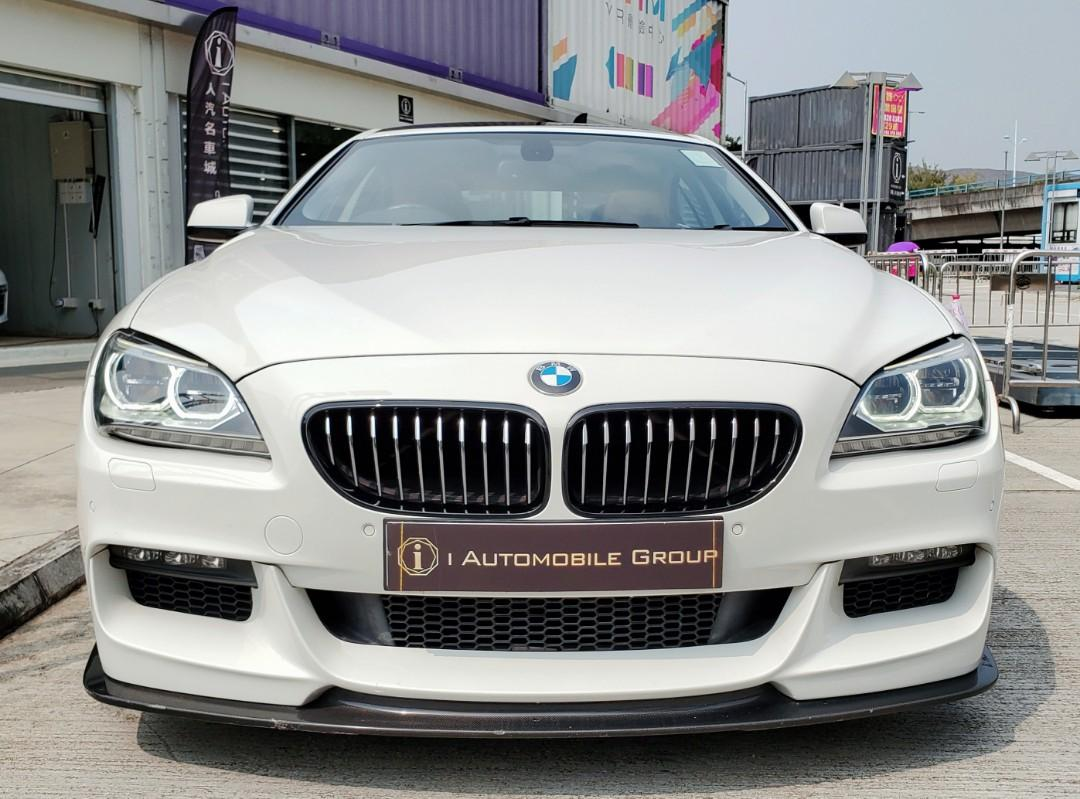 BMW 640I GRAN COUPE 2012