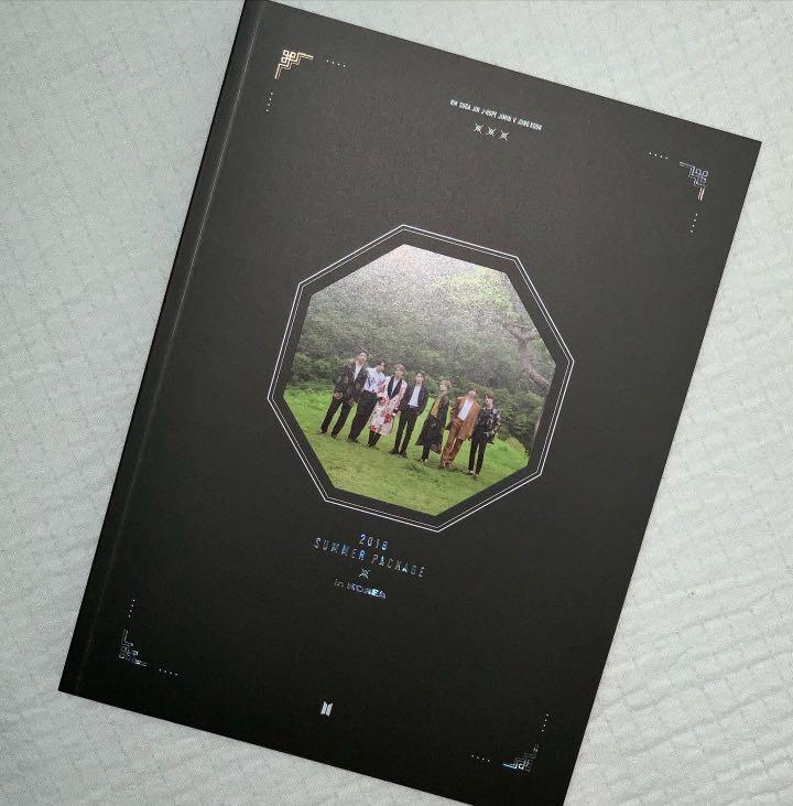 BTS 2019 Summer Package Photobook