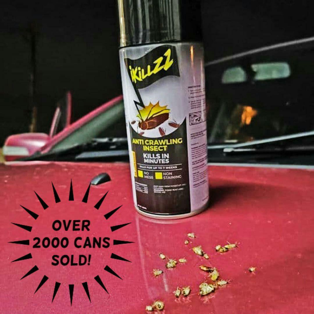 Cheapest Fumigation DIY IkillZz