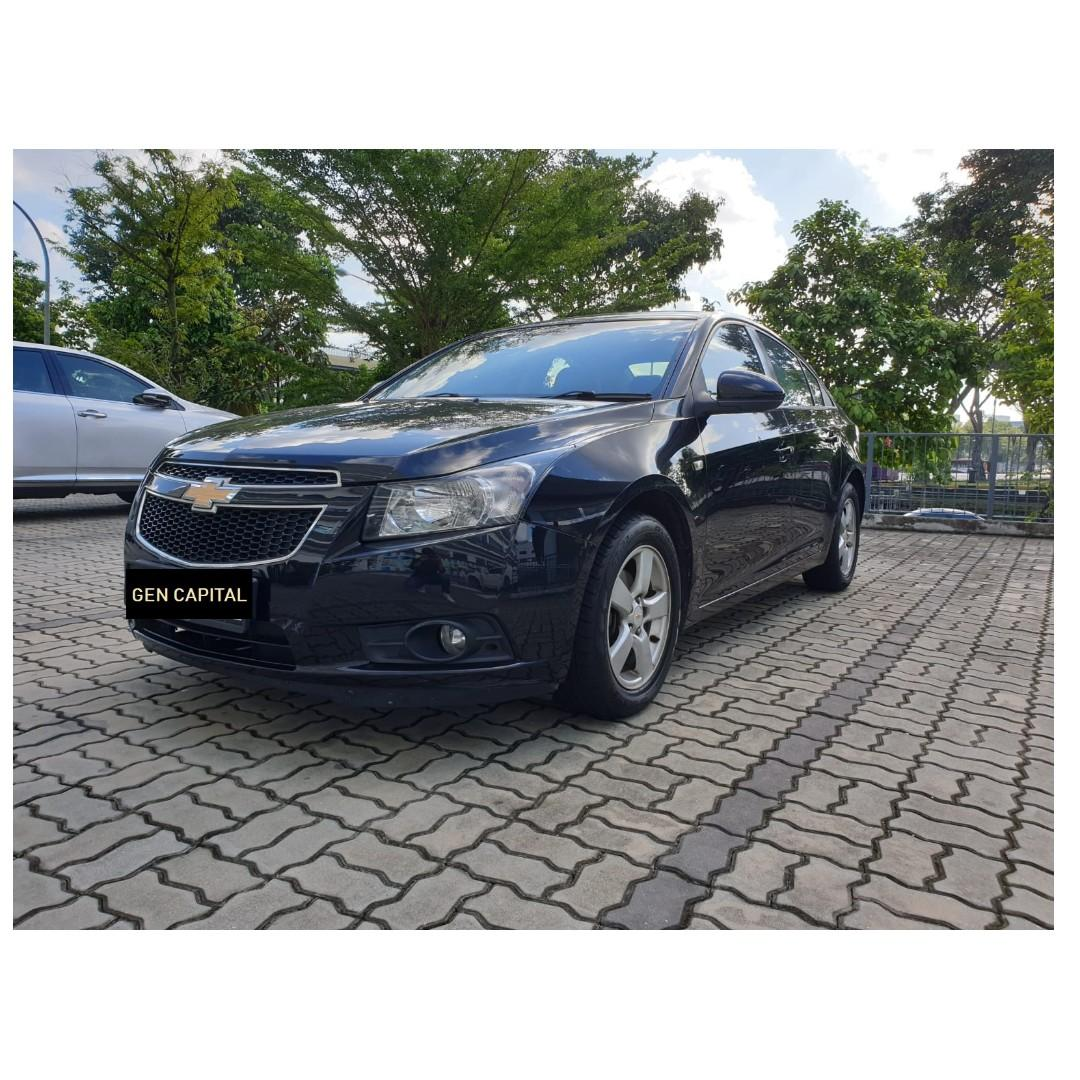 Chevrolet Cruze 1.6A - Your preferred rental, With the Best service!
