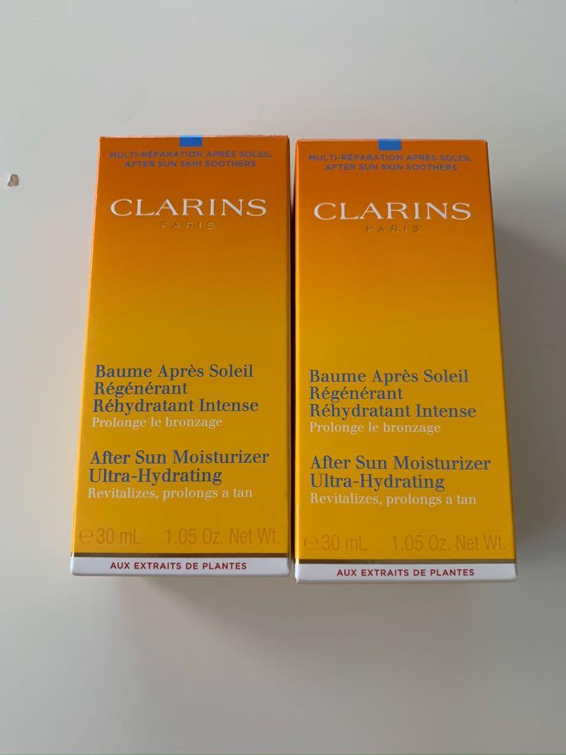 Clarins & Vichy Skin Care Products