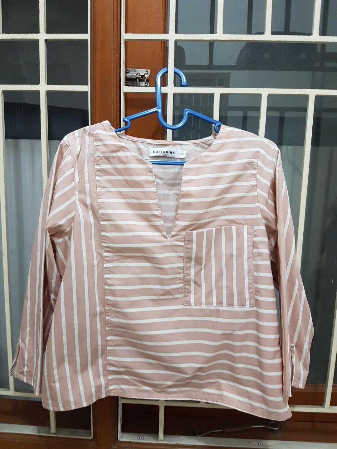 Cottonink blouse