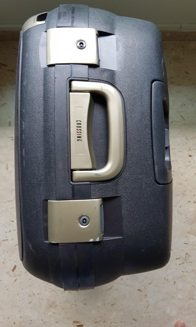 Crossing Hardcase Large Luggage