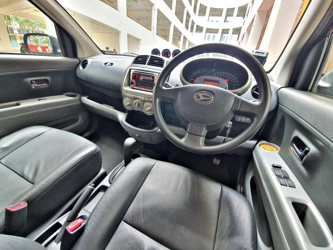 Daihatsu Sirion 1.5A
