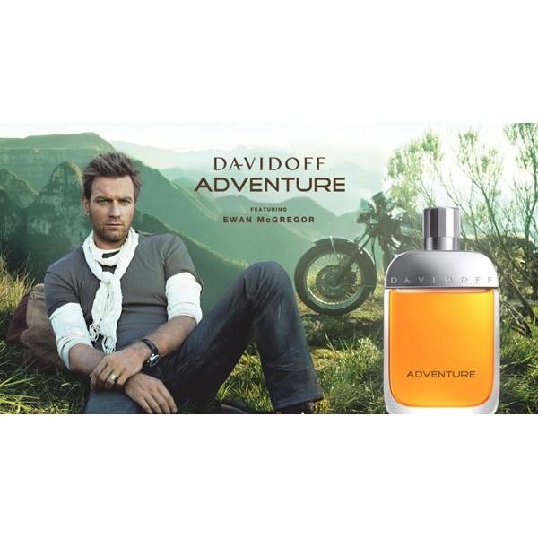Davidoff Adventure EDT for Men (50ml/100ml)