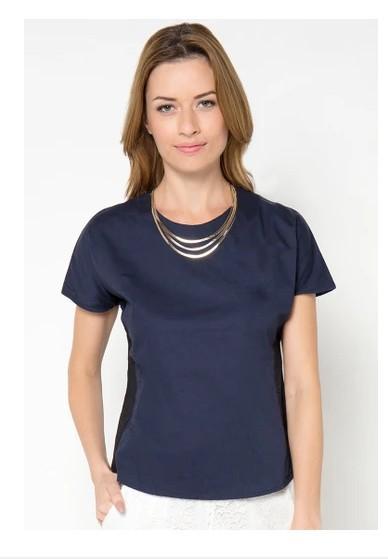 Denim Inc blouse