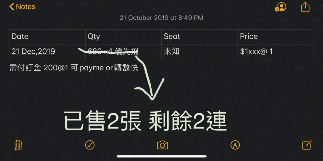 Eason 陳奕迅2019 fears and dream 演唱會
