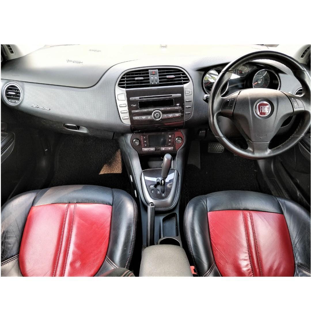 Fiat Bravo 1.4A -Lowest rental rates, with the friendliest service!