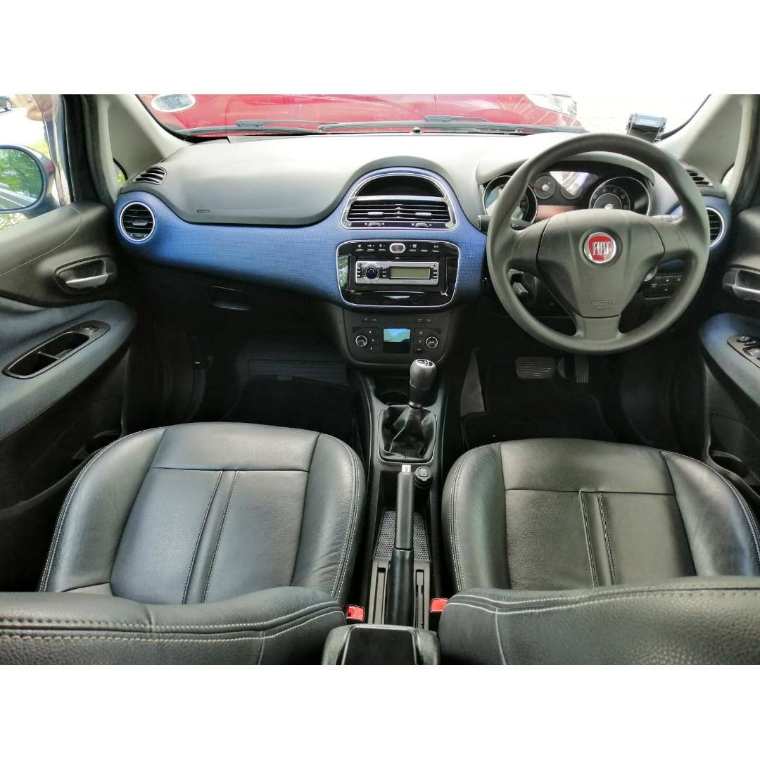 Fiat Punto Evo 1.4A @ Best rates, full servicing provided!