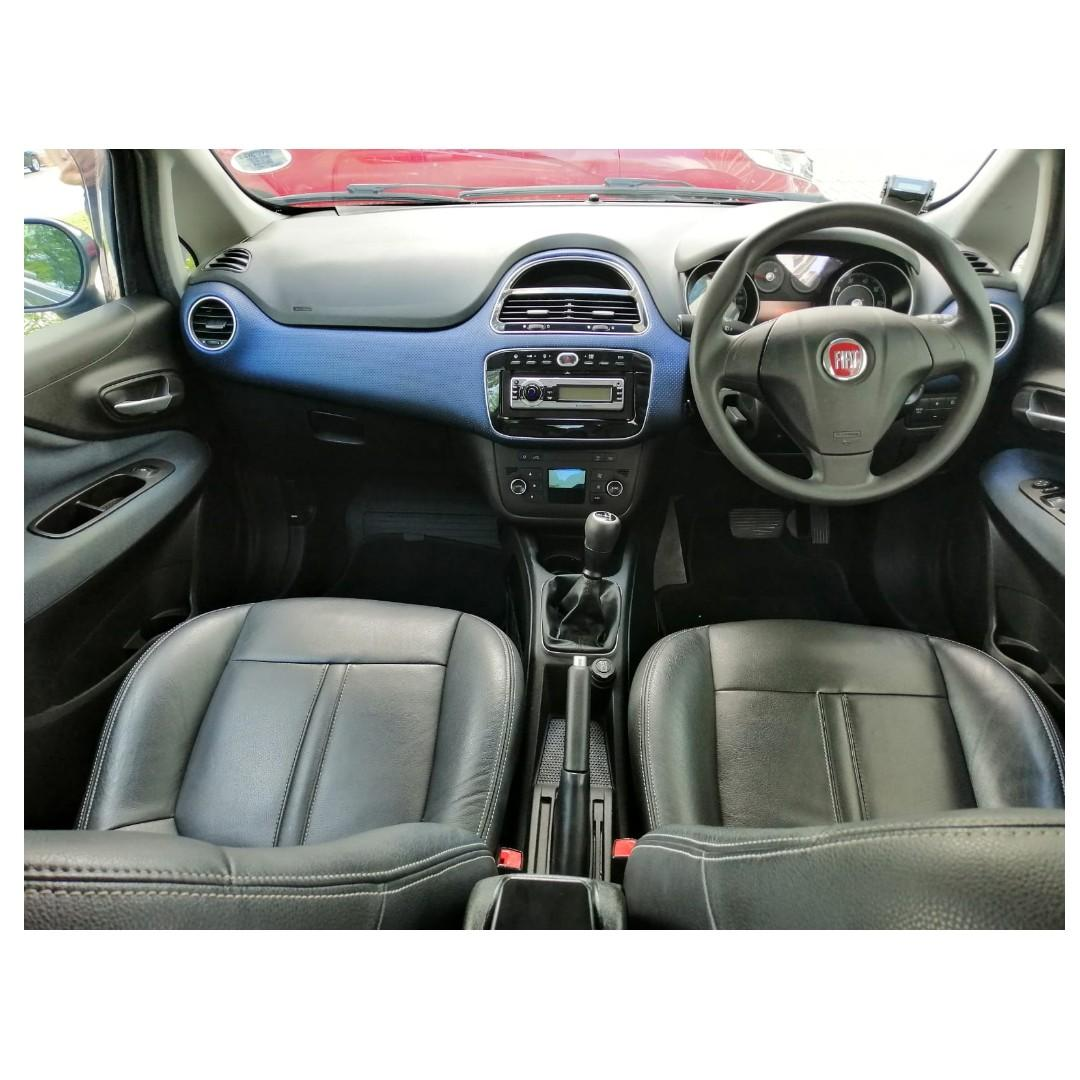 Fiat Punto Evo 1.4A - Many ranges of car to choose from, with very reliable rates!