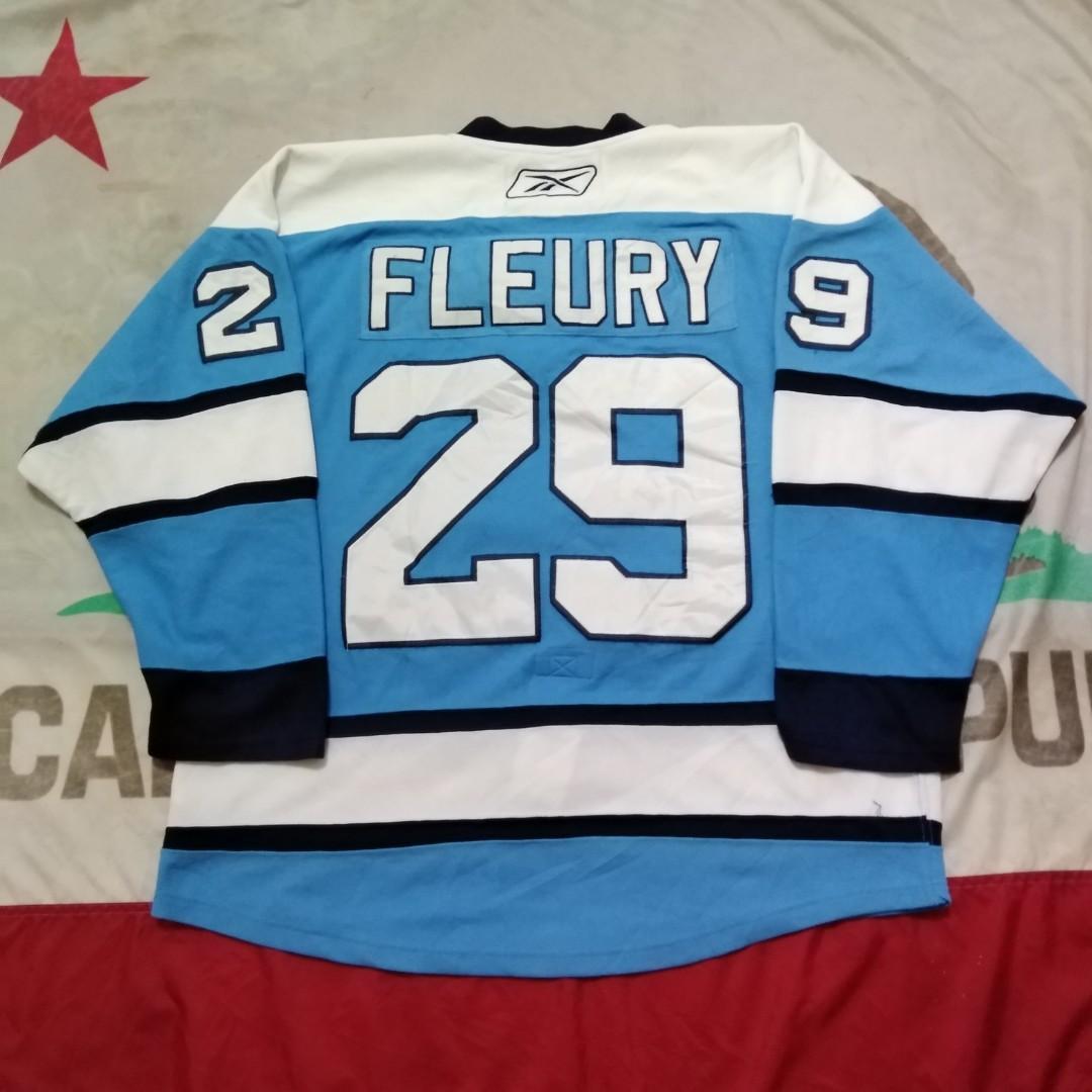 FLEURY 29 Pittsburgh Penguins Hockey Jersey - NHL-