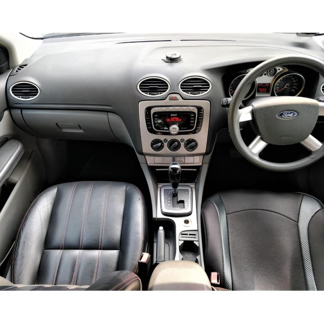 Ford Focus - Many ranges of car to choose from, with very reliable rates!