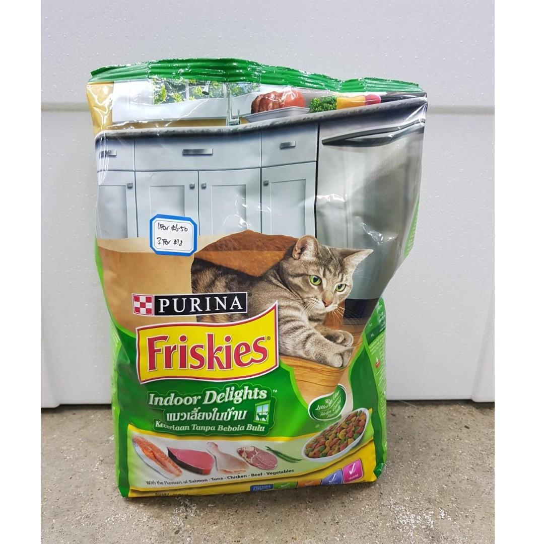 Friskies Dry Cat Food 1.2kg (3 For $18)