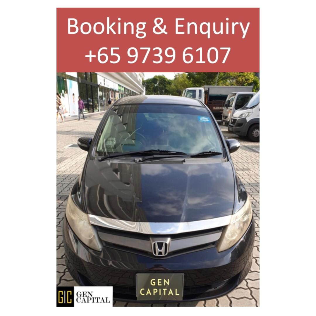 Honda Airwave 1.5A - Lowest rental rates, with the friendliest service!