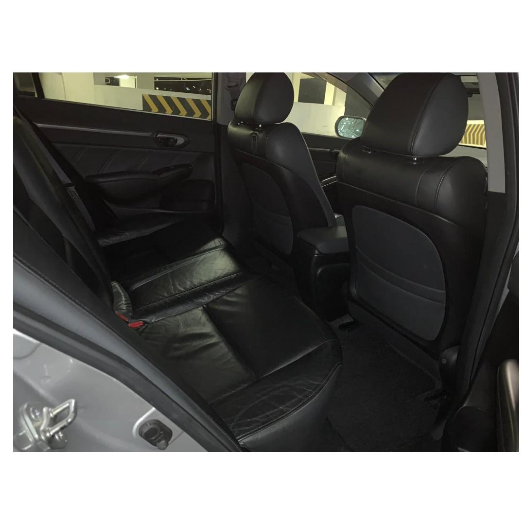 Honda Civic - Many ranges of car to choose from, with very reliable rates!