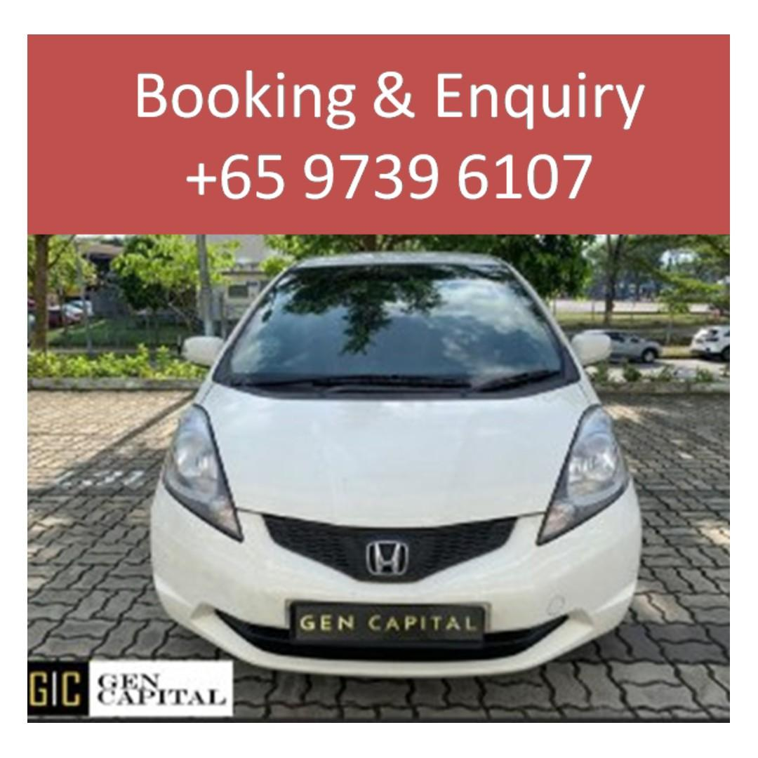 Honda Fit - Your preferred rental, With the Best service!