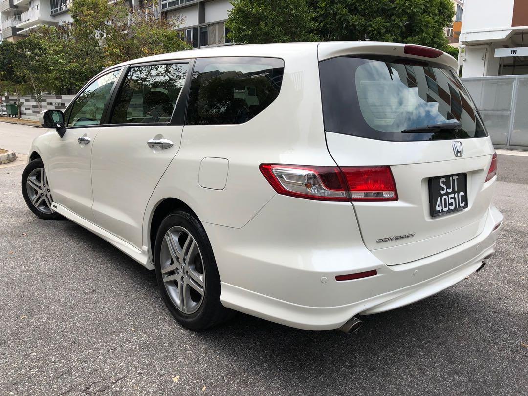 Honda Odyssey 2.4 Absolute Auto