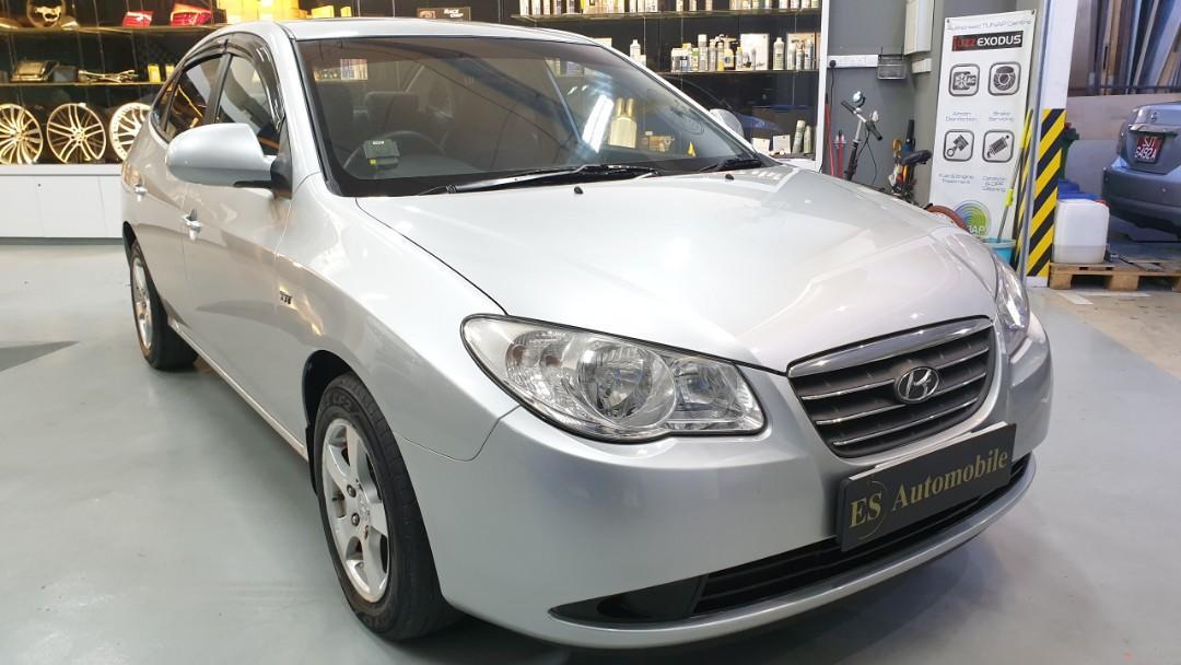 Hyundai Avante 1.6 Sunroof Auto