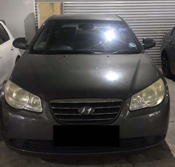 Hyundai Avante for PHV usage