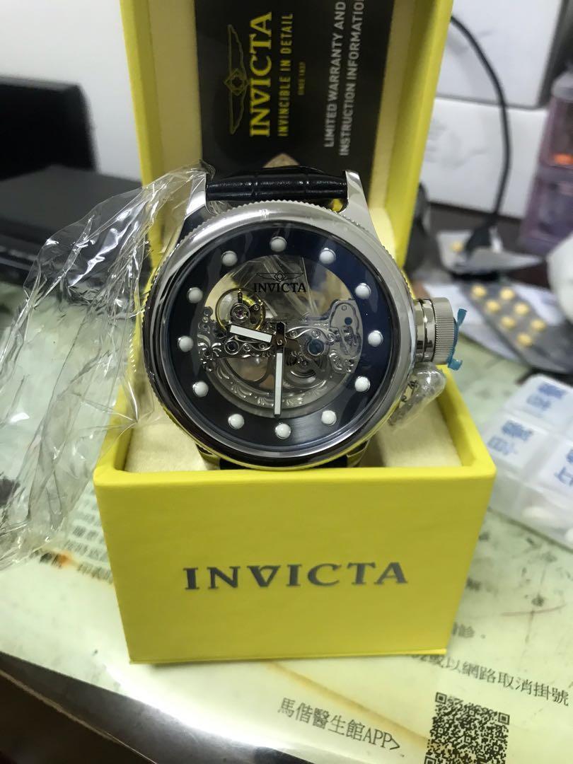Invicta Russian diver24593