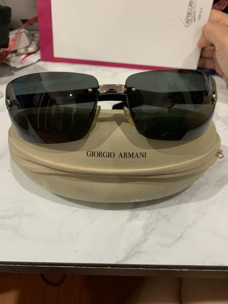 Kacamata Pria Giorgio Armani ASLI/ORIGINAL