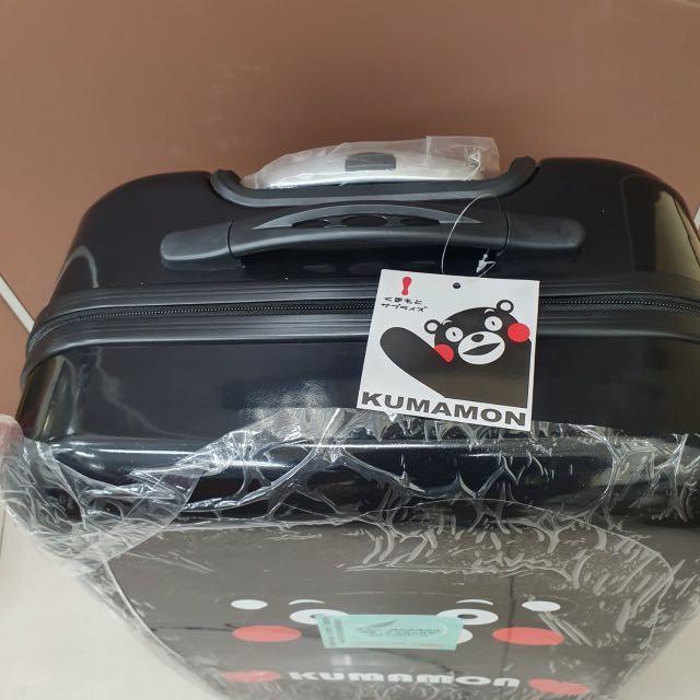 Kokuma熊本熊24吋行李箱 萬象飛機輪