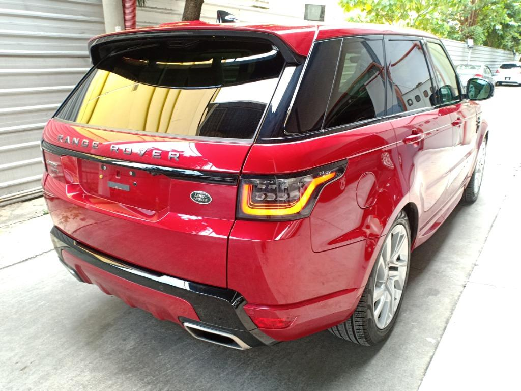 LAND ROVER RANGE ROVER SPORT 3.0 HSE DYNAMIC SUPERCHARGED F/L PETROL (A) OFFER UNREG