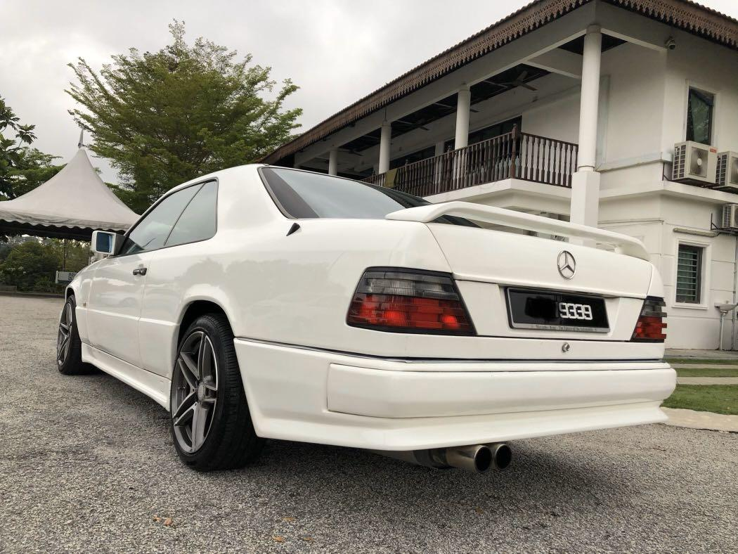 Mercedes Benz 300CE 24V with AMG body kit