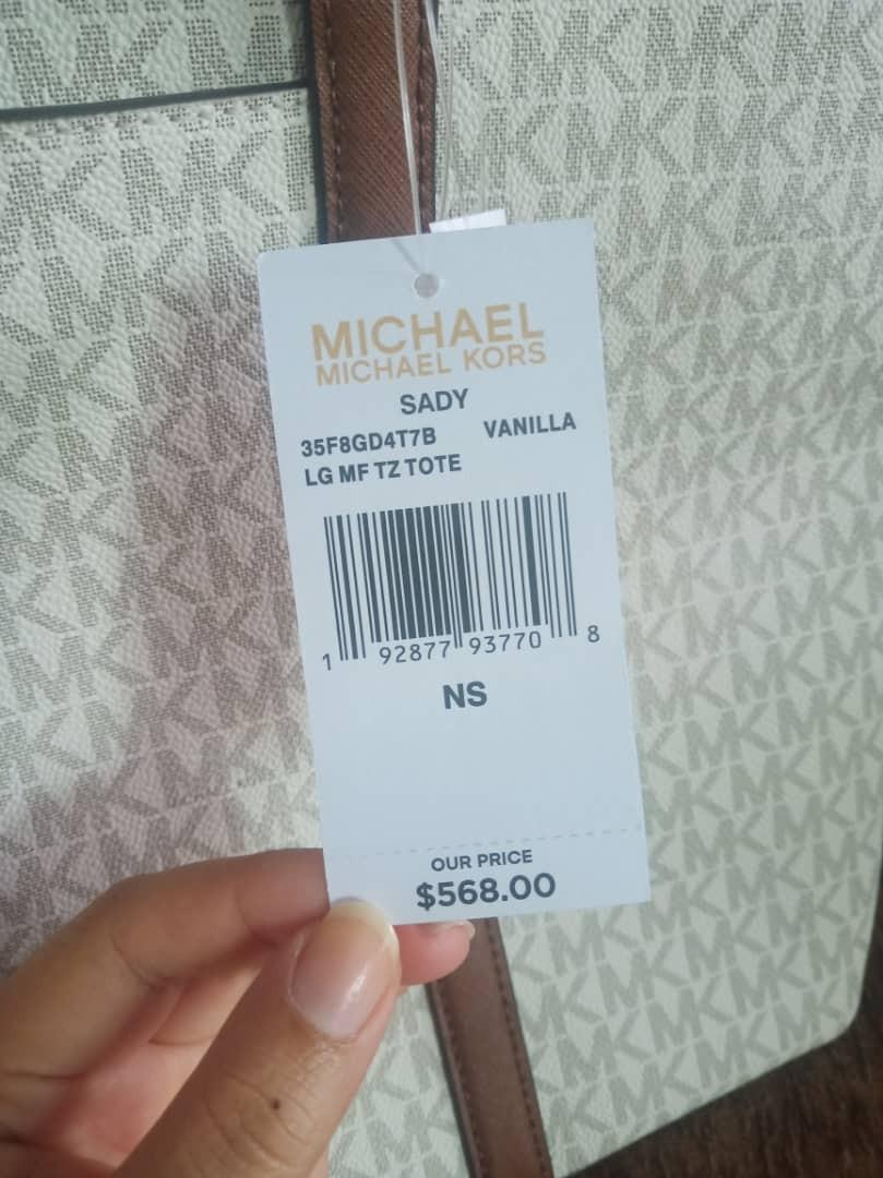 Authentic Michael Kors Sady - Vanilla