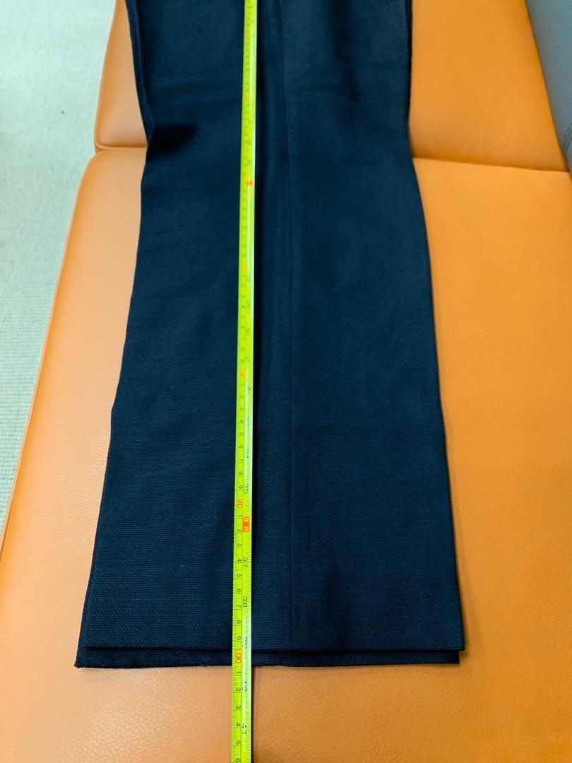 N Hollywood Wool Pants - IT/Off White/J Crew/Dior/CdG