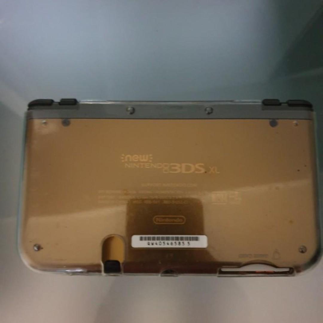 New Zelda Nintendo 3DS XL with Sky3ds+