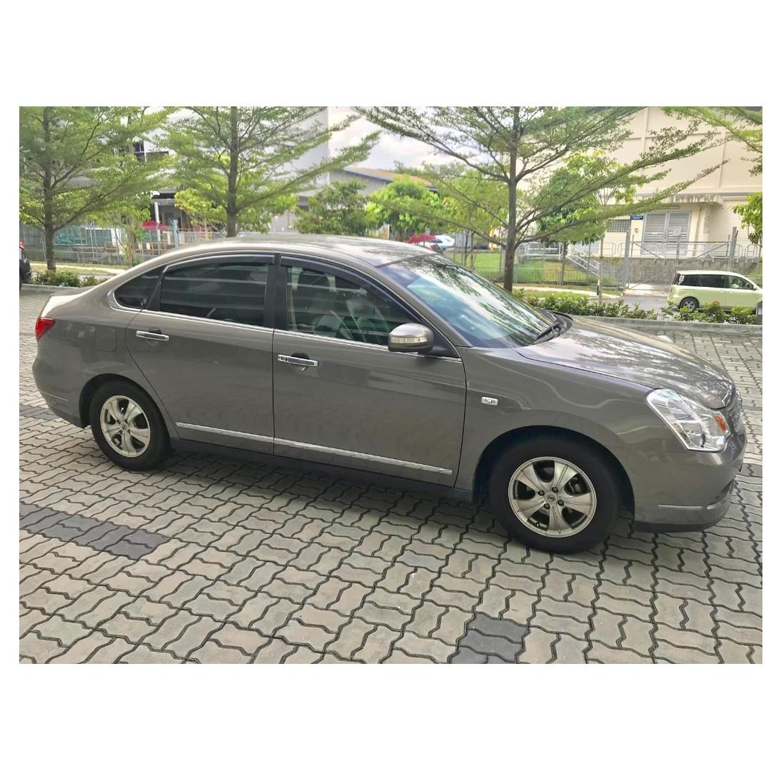 Nissan Sylphy - Your preferred rental, With the Best service!