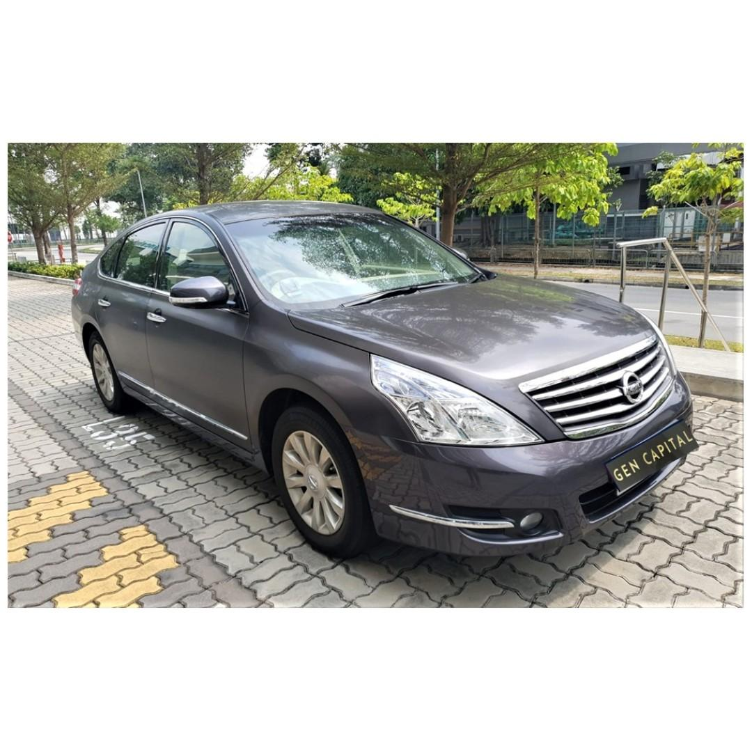 Nissan Teana 2.0A @ Best rates, full servicing provided!