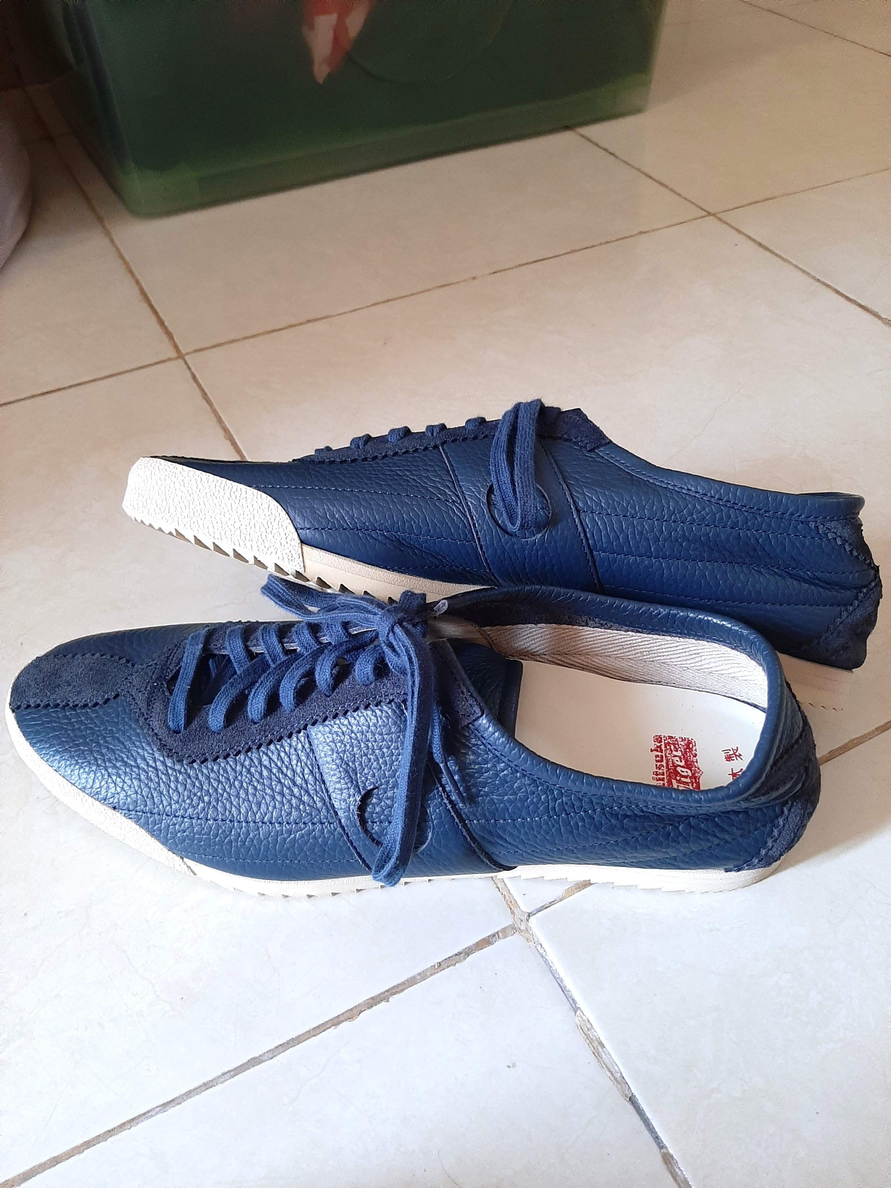 Onitsuka Tiger Leather Sneakers