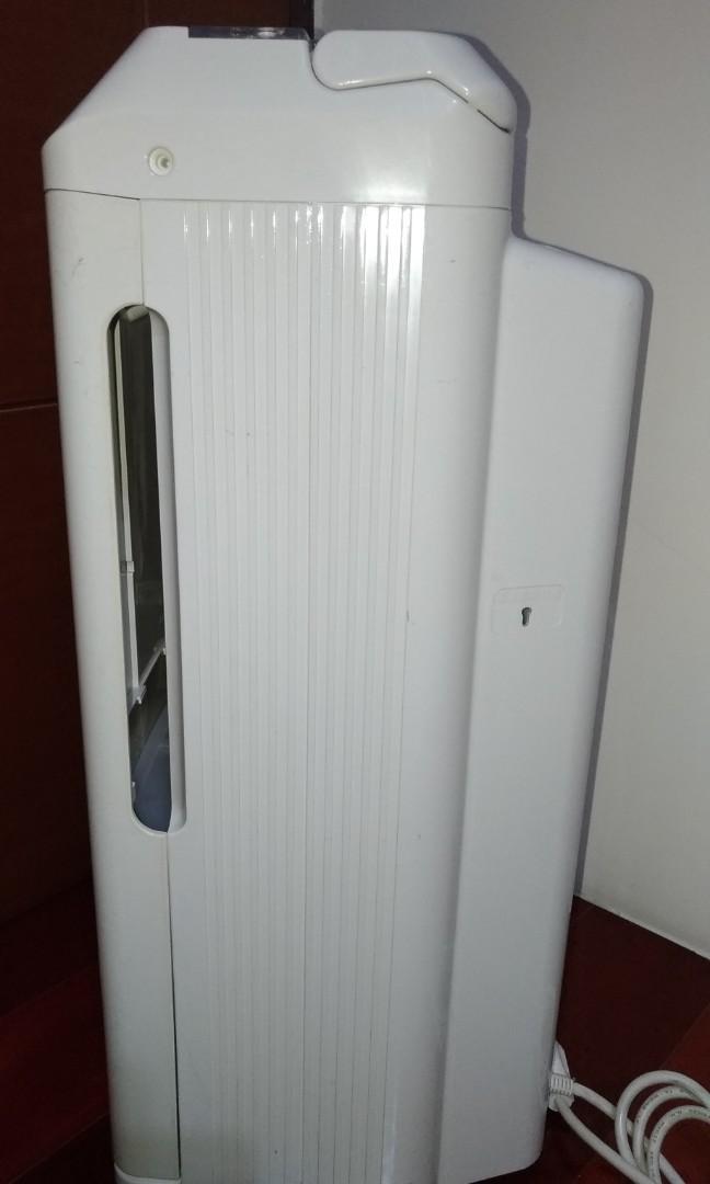 【自有物品]Panasonic F-Y188BW超大22L、全功能液晶顯示、節能標章!