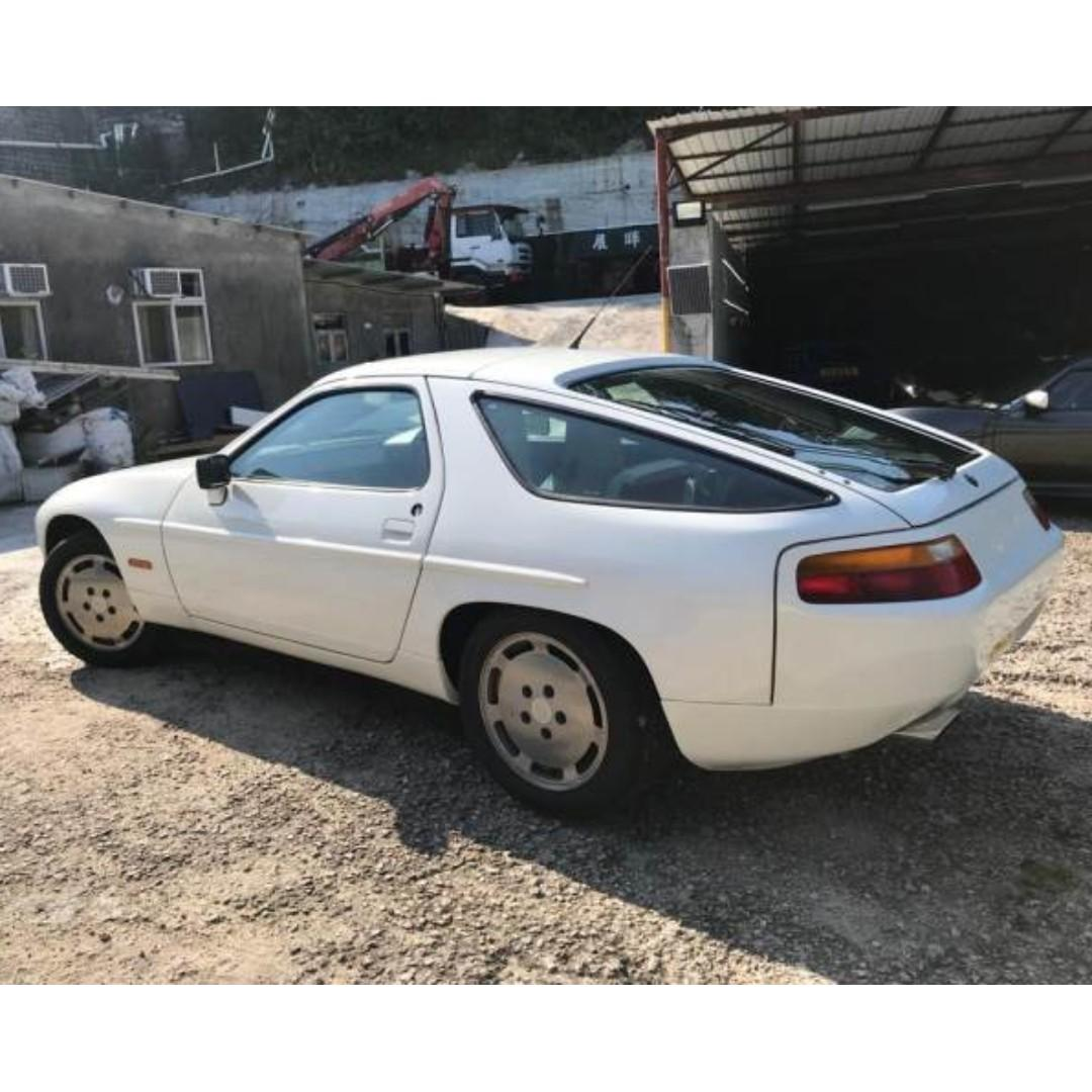 PORSCHE 928 S4 Auto