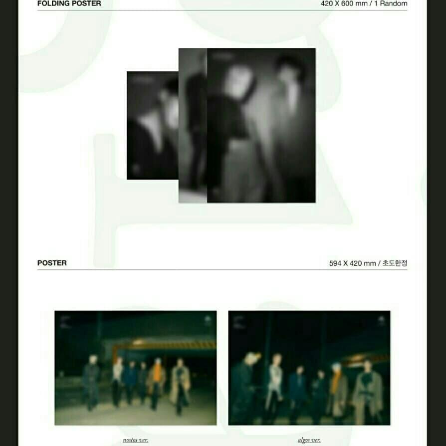 {PRE-ORDER:SEALED} 빅톤 (Victon) - 미니앨범 5집 : nostalgia (can choose version)