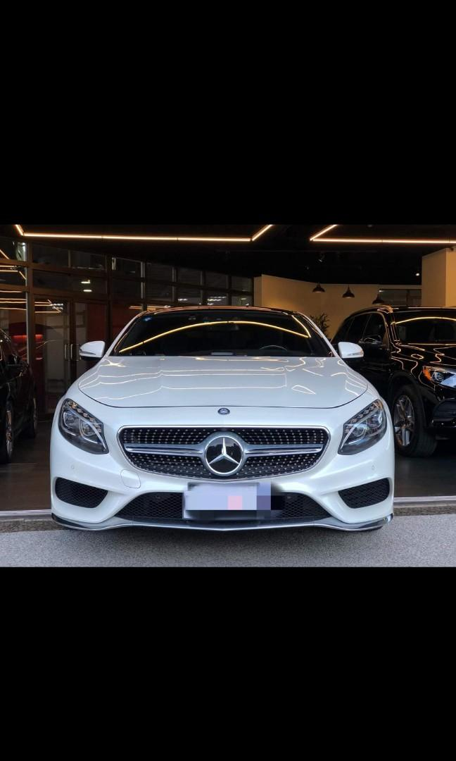 S400AMG coupe