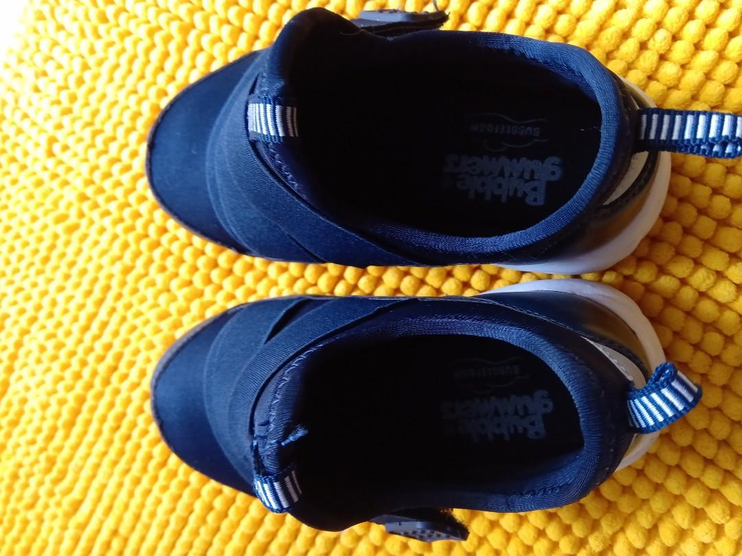 Sepatu anak merek Bubble gummers (bata)