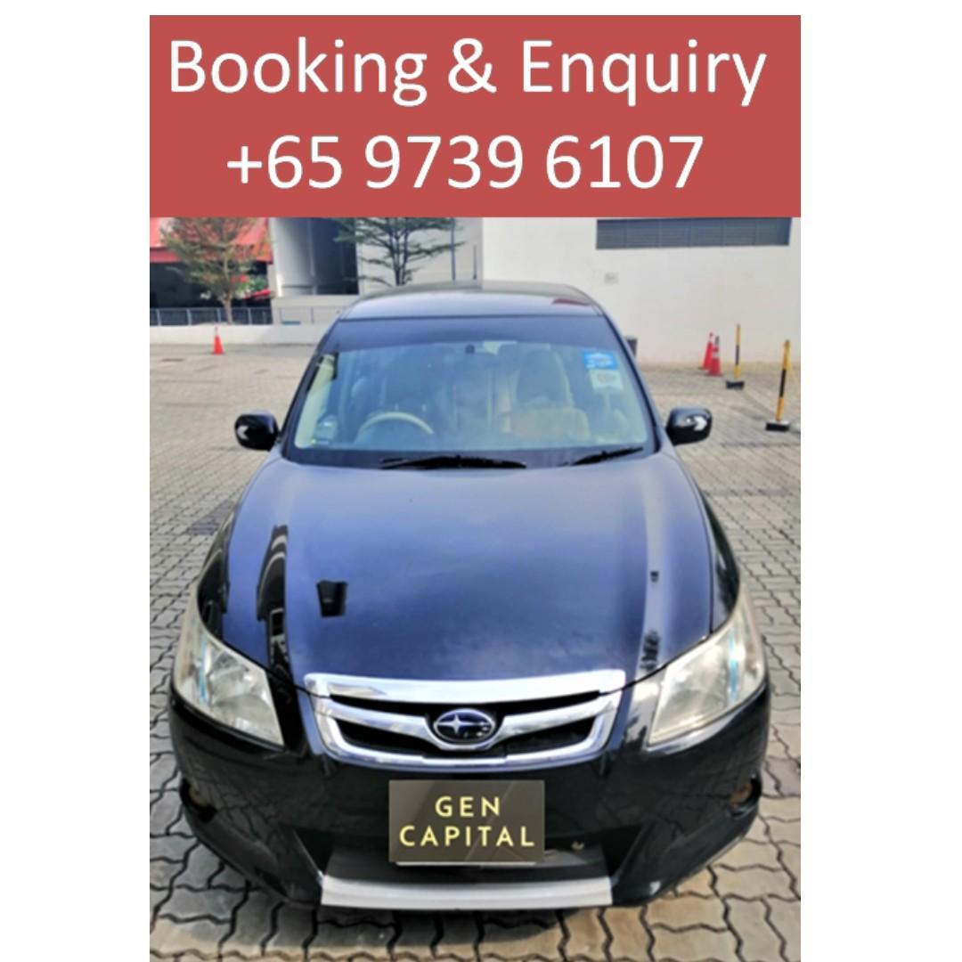 Subaru Exiga - Lowest rental rates, with the friendliest service!