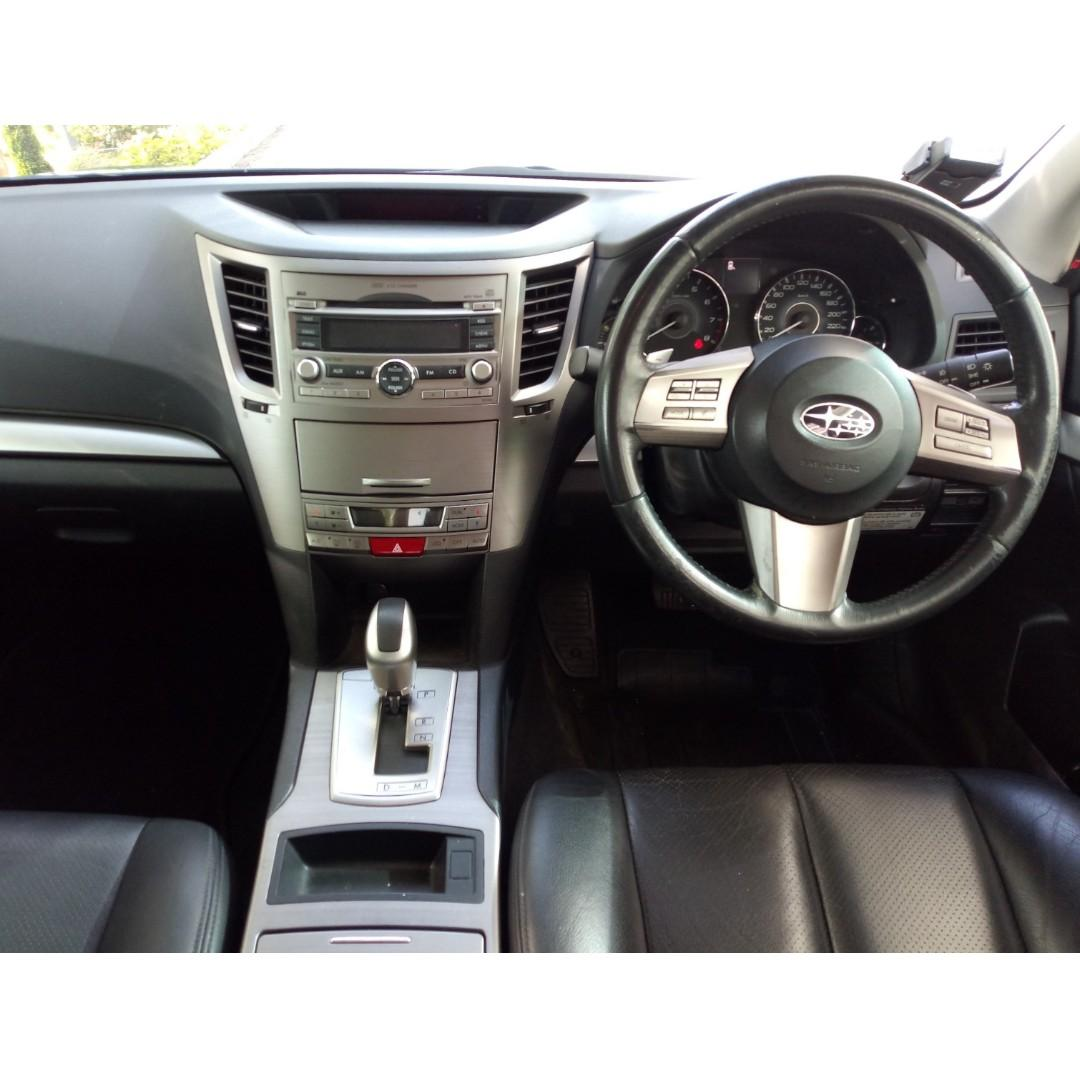 Subaru Legacy - Your preferred rental, With the Best service!