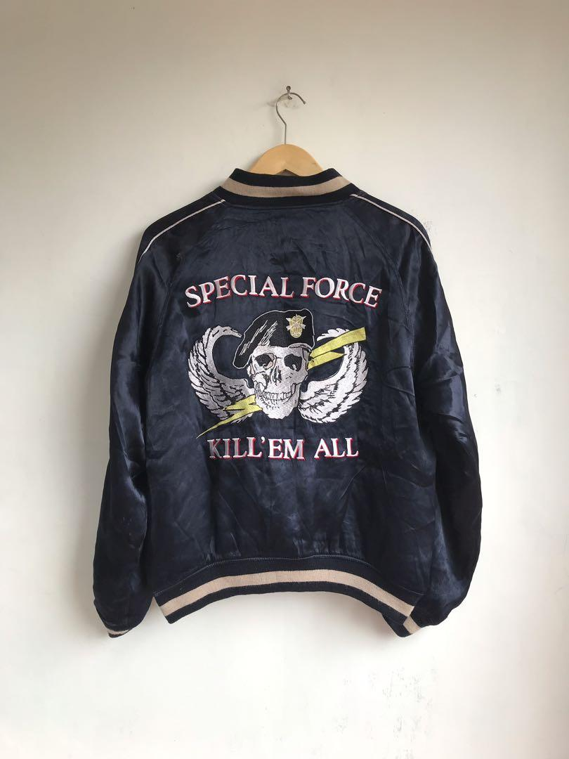 Sukajan Jacket Vietnam Era