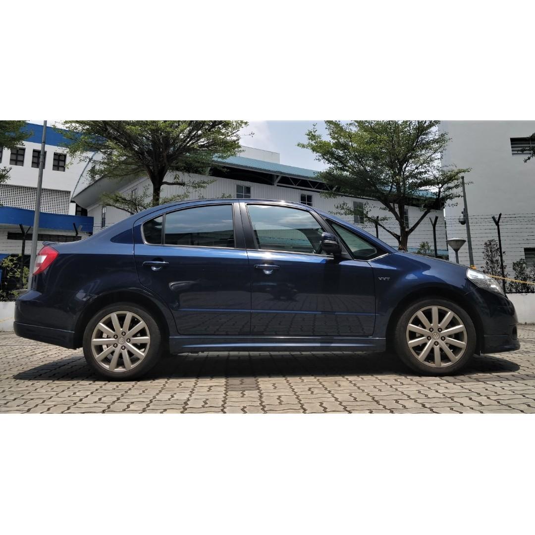 Suzuki SX4 - Lowest rental rates, with the friendliest service!