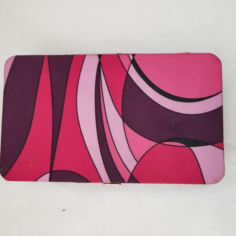Tarte Tarteist Toolbox Magnetic Makeup Palette Case w/ Brush Storage & 2 Brushes