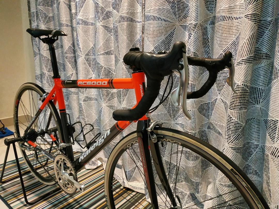 Vintage Team Microsoft Raleigh full Campagnolo