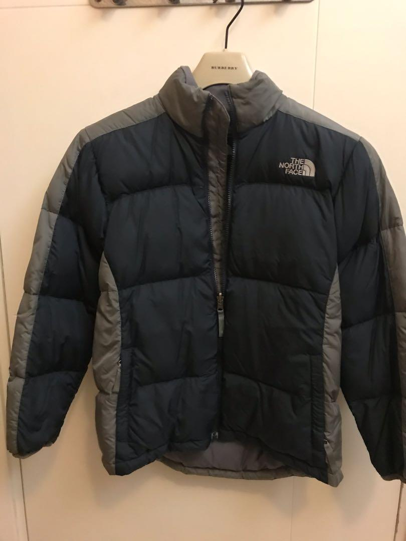 The North Face down jacket boys L THF